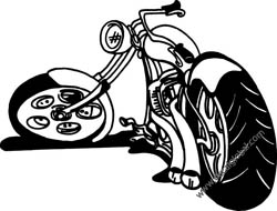 Motorcycle Decals